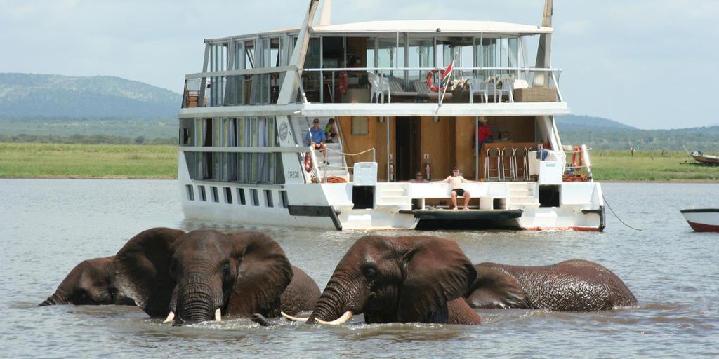 Shayamanzi Houseboats, Jozini